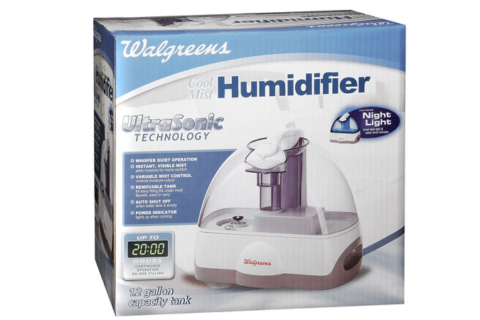 humidifier walgreens cool mist