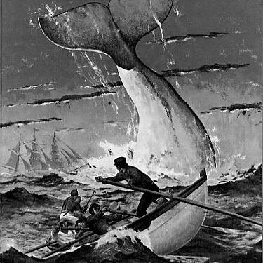 MELVILLE'S GAM WITH POLE IN MOBY-DICK: BULKINGTON AND PYM