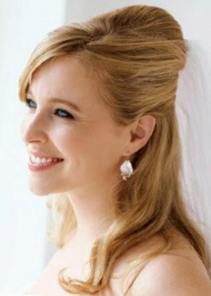 hairstyles for medium hair for weddings