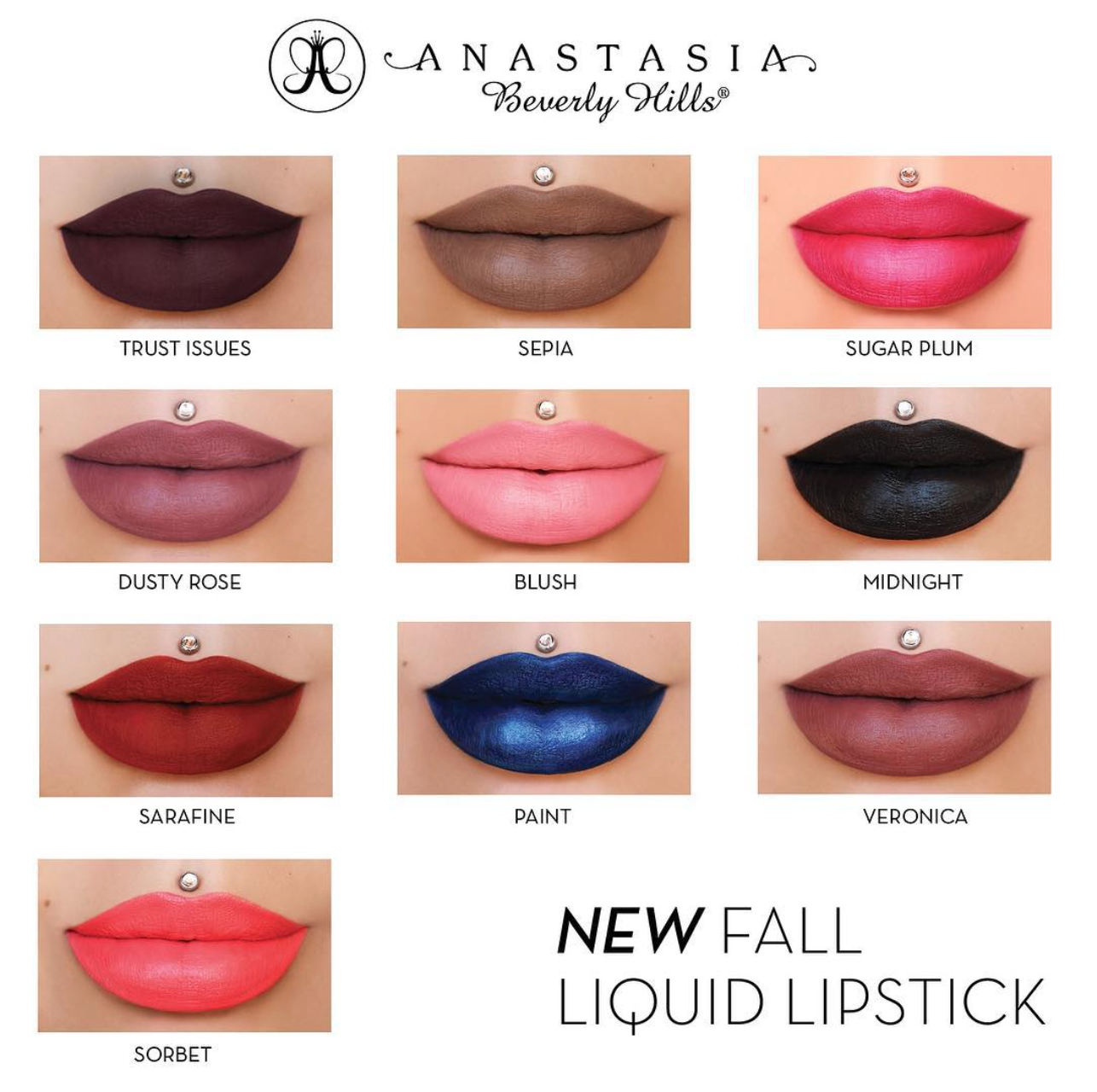 Anastasia Beverly Hills Liquid Lipstick Review Georgiablue
