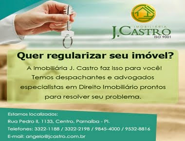 J Castro Administração de Imóveis - Regularização de Imóveis
