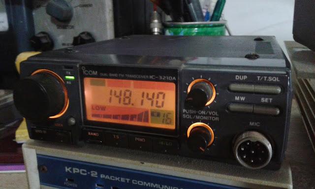 Icom IC-3210A