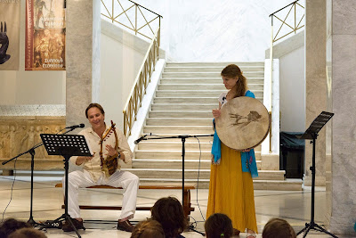 Αρχαιολογικά Μουσικά Παραμύθια