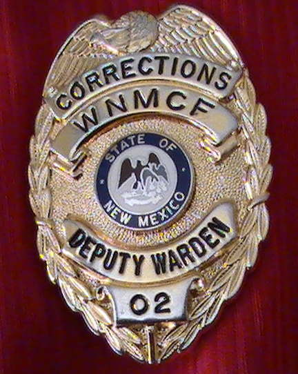 Deputy Warden Badge