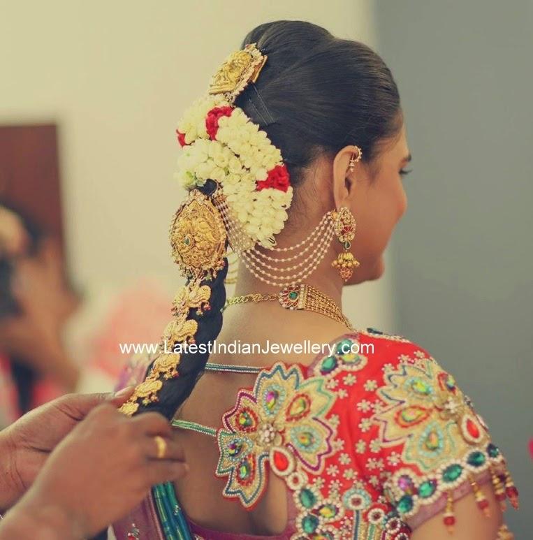 Bride in Gold Jada
