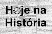 Hoje na História