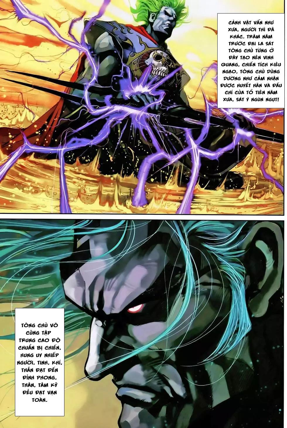 Thần binh huyền kỳ 3 - 3.5 tập 185 - 16