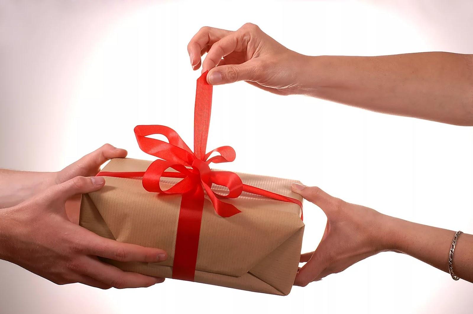 Подарок на день рождения 23