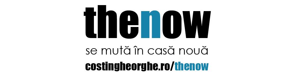 trecutul la timpul prezent - theNow