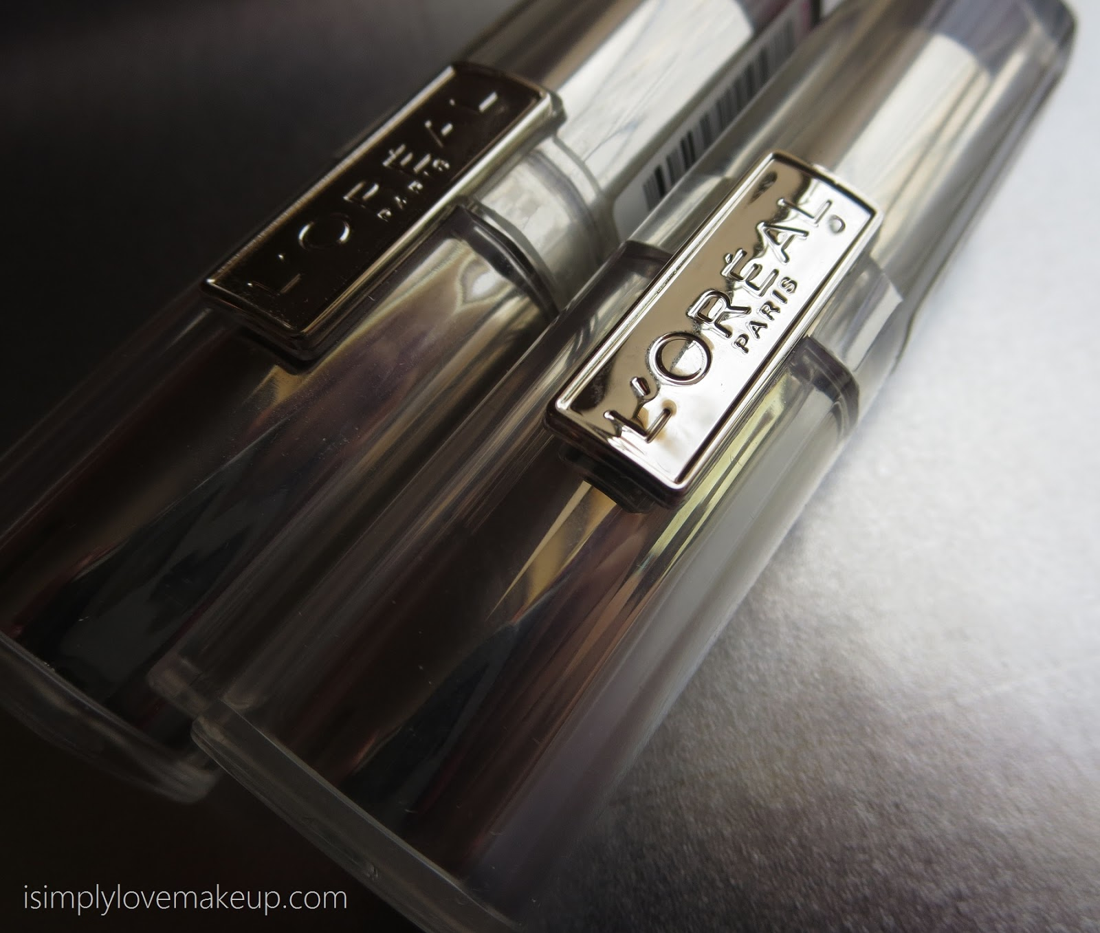 L'Oreal Rouge Caresse Lipsticks Review Swatches