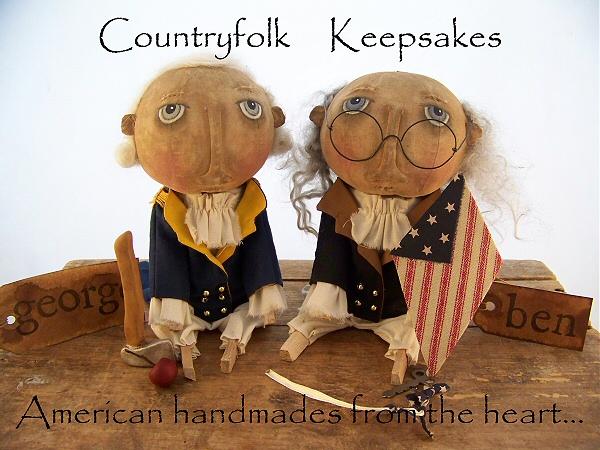 ~ Countryfolk Keepsakes ~