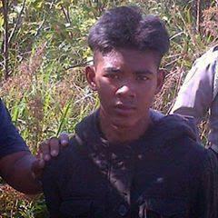 Nanang Selembe saat tertangkap