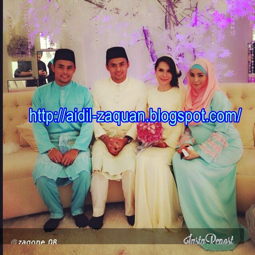 Aidil Zafuan & Zaquan Adha