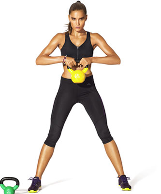 ropa deportiva para mujer 2013 H&M