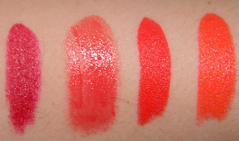 Préférence Beauties in Bloom: Mac Lady Danger: Queen of the warm reds JN49