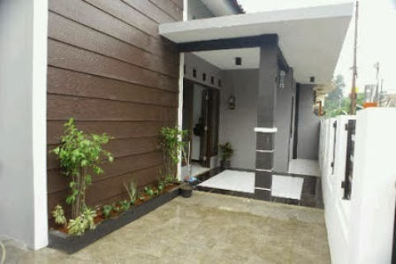 Gambar Bentuk Desain Teras Rumah Minimalis  Desain Rumah Minimalis