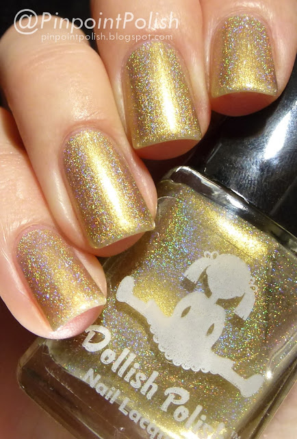 As You Wish, Dollish Polish, The Princess Bride, swatch
