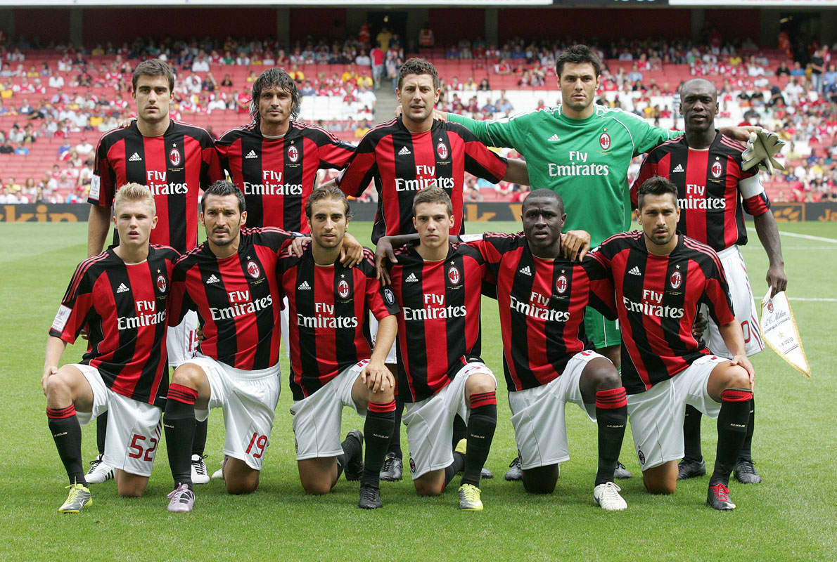 all about ac milan footbal club the power of sport and games