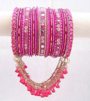 New Fashion Gold Bangles