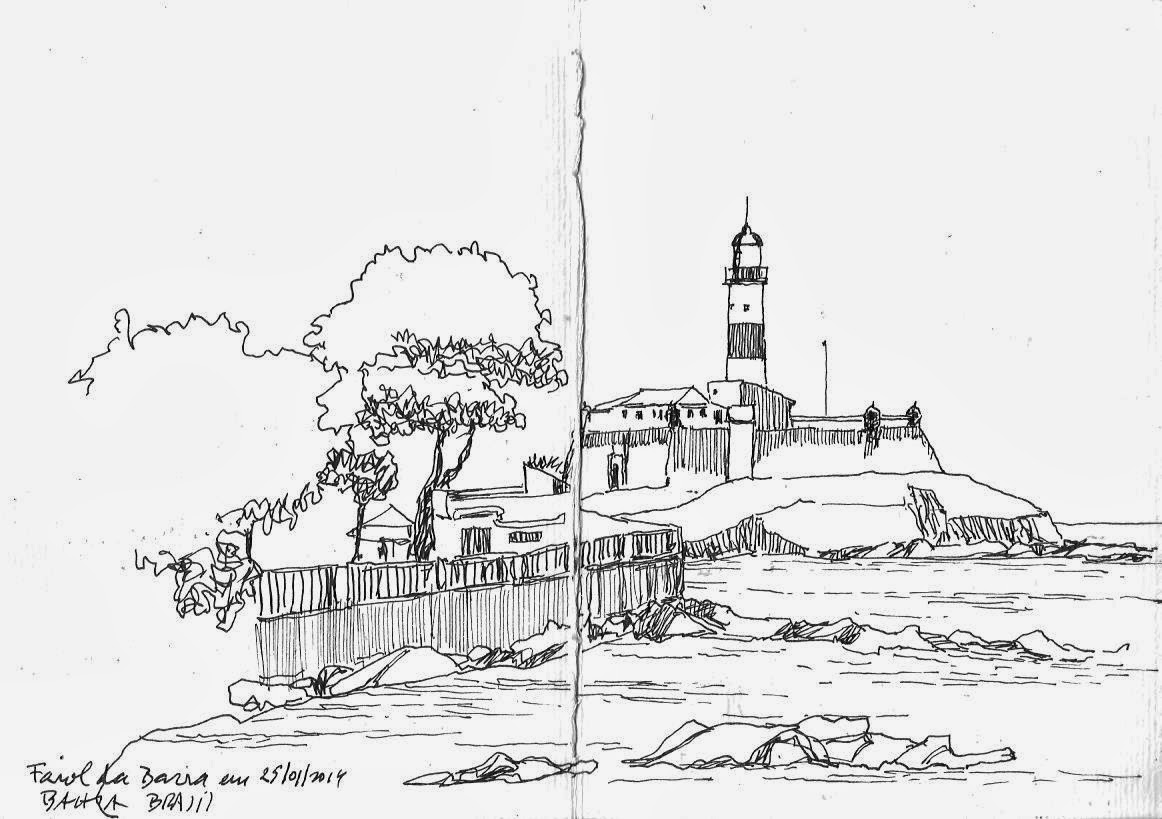 Urban Sketchers | Lobster House