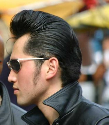 Fashion Hairstyles: Rockabilly Hairstyles