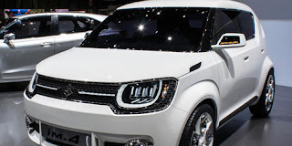 ' Ignis ', The New Mini SUV from Suzuki!