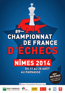 Échecs à Nîmes : 89e Championnats de France