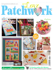 Nº 13 de Patchwork with Love
