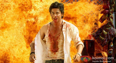 Chennai Express First Day Collection