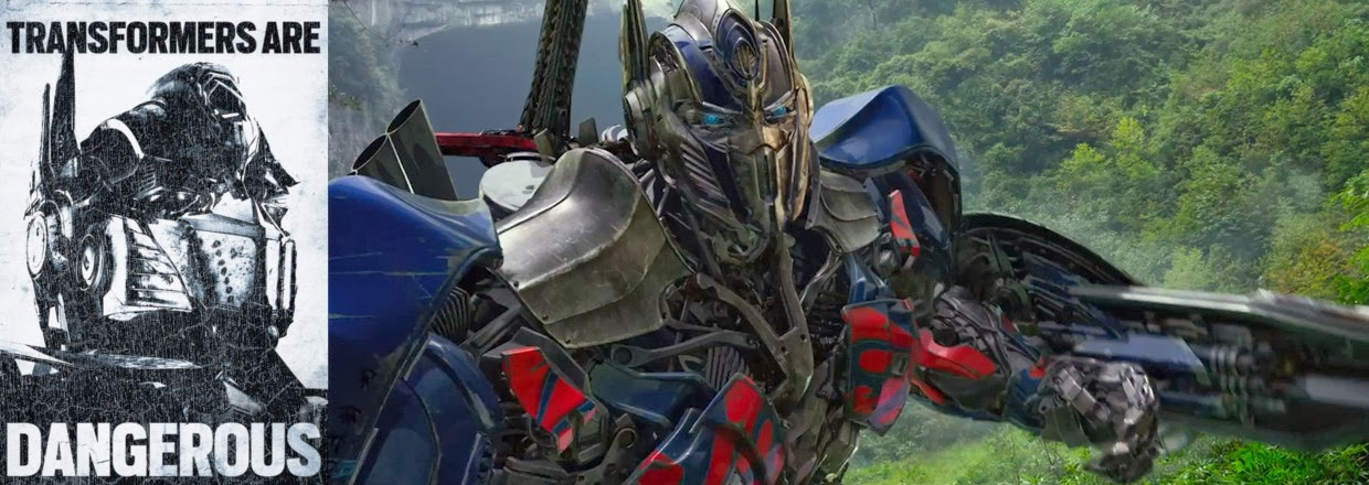 Transformers: Age of Extinction - First Trailer