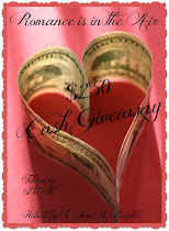 #GIVEAWAY! $250 #CASH OR OTHER OPTION! COME SEE! #ROMANCE IS IN THE AIR! NOW TO 2-14!