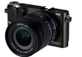 Camera Samsung NX200
