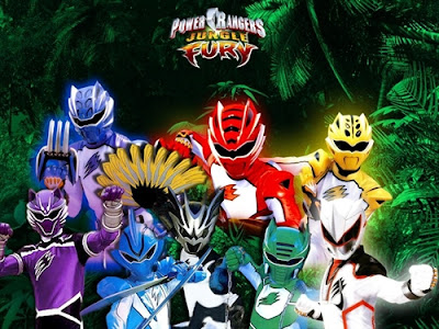 Power Rangers: Fúria da Selva