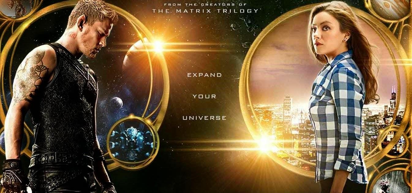Mais ação e cenas inéditas no terceiro trailer da sci-fi O Destino de Júpiter, com Channing Tatum e Mila Kunis