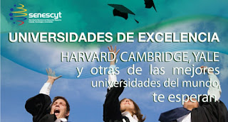 becas senescyt
