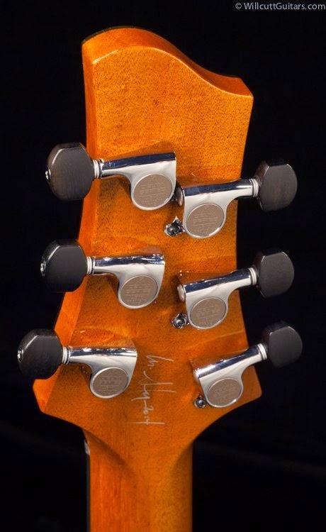 Gutar - Artinger Standard Hollow Koa