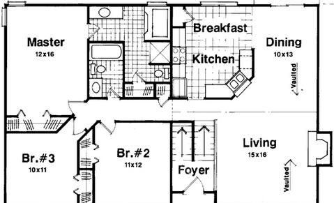 Planos casas modernas planos de casas con locales comerciales for Planos de locales