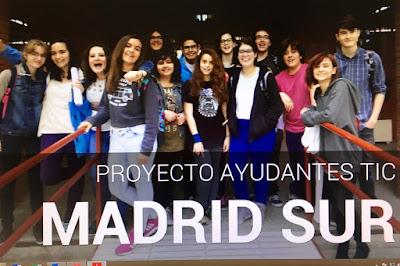Proyecto de Ayudantes TIC Madrid Sur