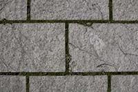 Modern stone street floor