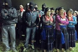 Zapatistas 22nd Anniversary of Beginning of War against Oblivion