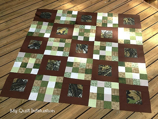 My Quilt Infatuation: An Outdoorsman's Quilt : hunting quilts - Adamdwight.com