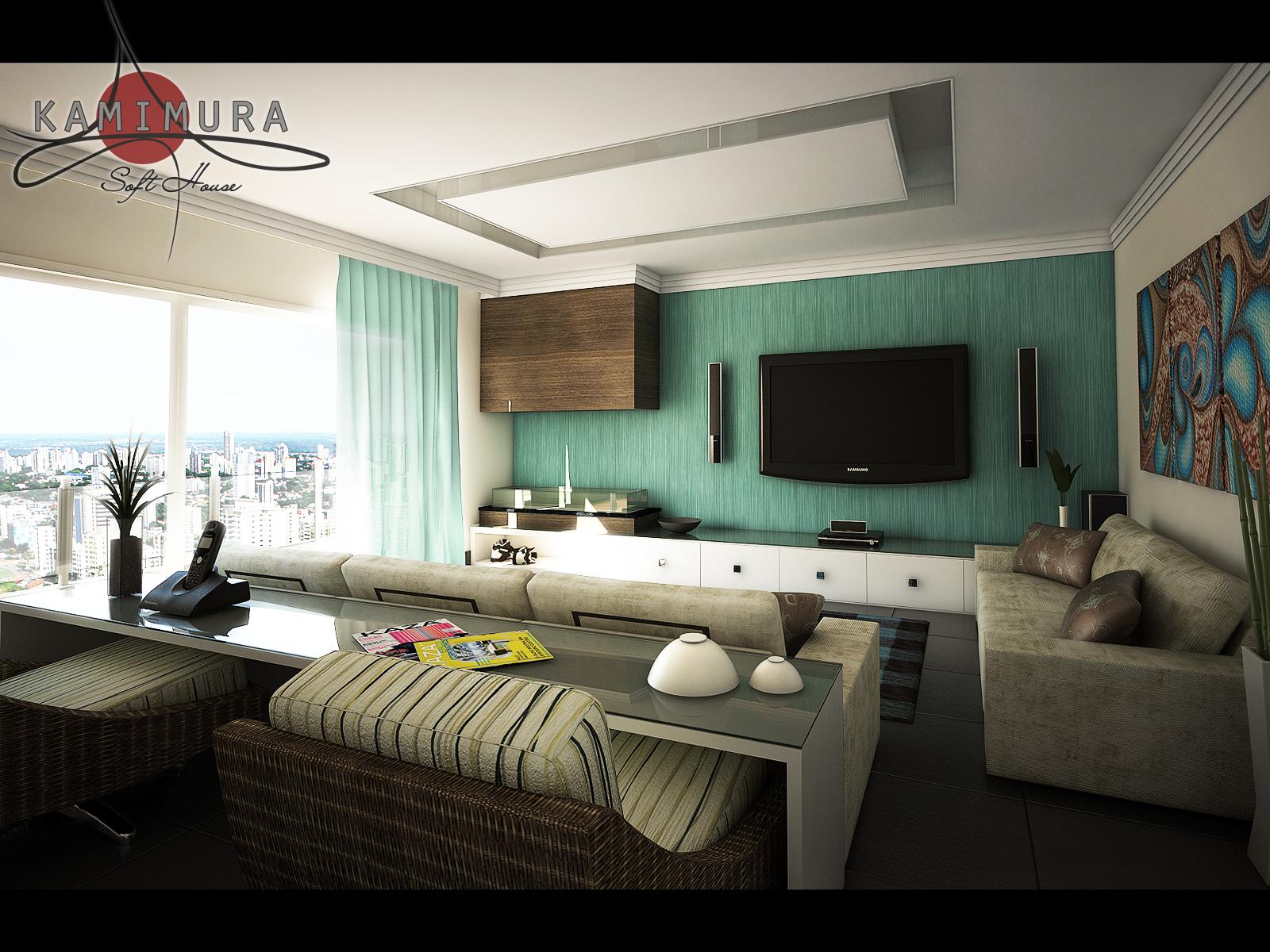 #654A39  Arquitetura Design: Design de Interiores Sala Curso (living 1600x1200 píxeis em Curso Design De Interior
