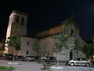 Sant Pere Church in Besalú