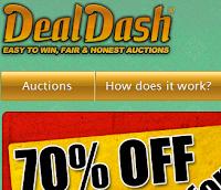 deal dash bargain auction online