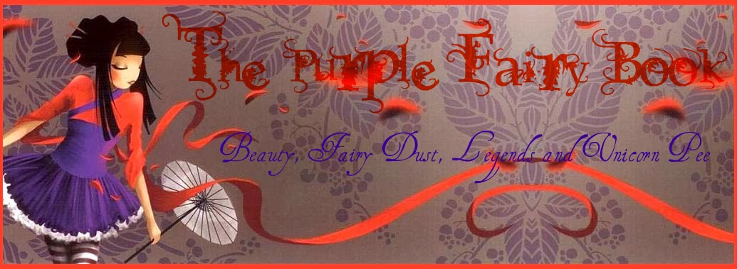 The Purple Fairy Book