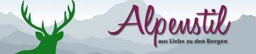 Alpenstil - das ländliche Lädchen bei DaWanda