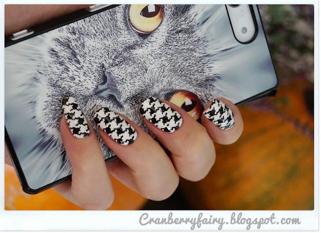 paznokcie inspirowane modą