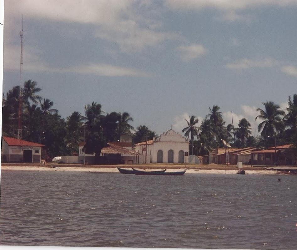 Igreja em Mangue Seco