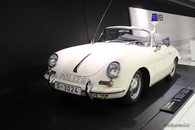 Porsche 356 C 1600 SC Cabriolet, 1964 г.