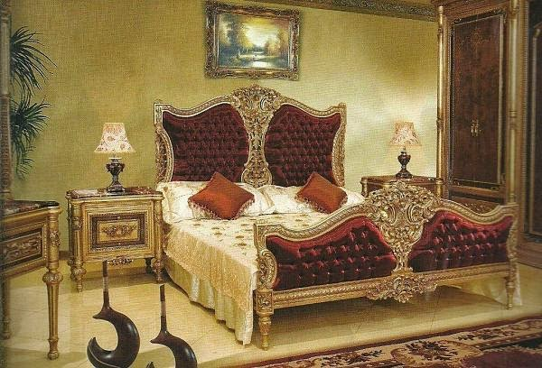 Upscale bedroom designs